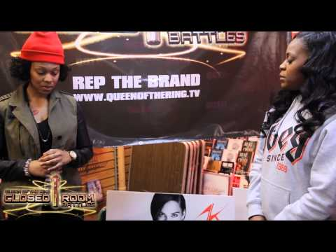 "BABS BUNNY & VAGUE presents QOTR ""CLOSED ROOM BATTLES"" MS MURK vs QUASTAR"