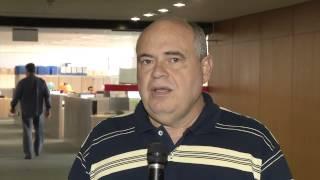 VÍDEO: Secretaria de Estado de Saúde inicia campanha de vacinação contra a gripe na terça-feira