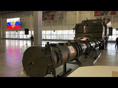 Russland: Umstrittene Raketen werden öffentlich präse ...