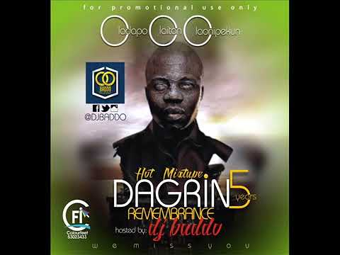Dj Baddo   Best Of Dagrin Mix
