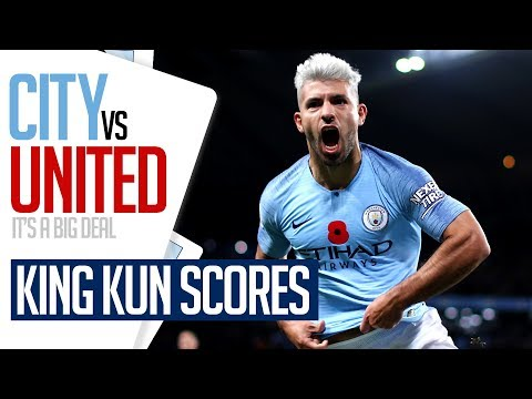 Video: Aguero Scores in The Derby | Manchester City 3-1 Manchester United | Post Match Reaction