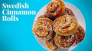 Making Easy Swedish Cinnamon Rolls with a Michelin-Star Chef | Chowhound at Home by Chowhound