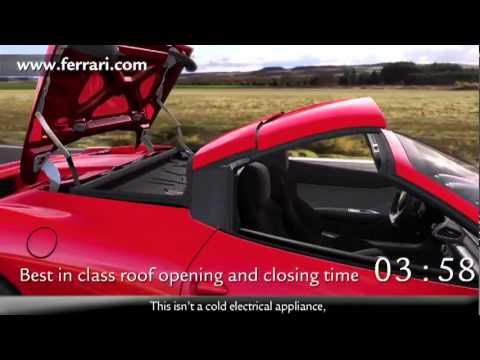 Ferrari 458 Spider 2012 More Detail New Car Commercial - Carjam Car Radio Show