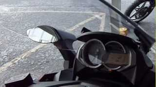 10. 2013 BMW C650GT Scooter @ Hap's