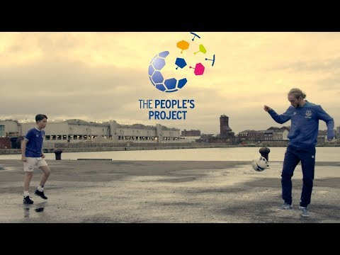 Video: THE PEOPLE'S PROJECT   A NEW CHAPTER IS ABOUT TO BEGIN...