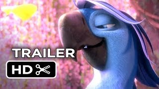 Nonton Rio 2 Trailer 2  2014    Tracy Morgan  Anne Hathaway Animated Sequel Hd Film Subtitle Indonesia Streaming Movie Download