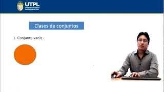 UTPL TEORÍA DE CONJUNTOS II [(ASISTENCIA GERENCIAL Y RELACIONES PÚBLICAS) (MATEMATICA BÁSICA) ]