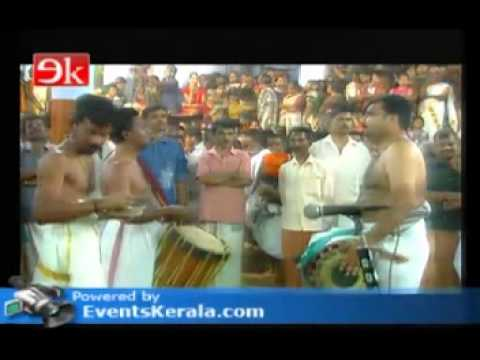 Mannarkad Pooram on 25th February 2013
