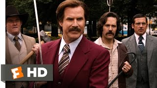 Nonton Anchorman 2  The Legend Continues   News Team Fighting Words Scene  9 10    Movieclips Film Subtitle Indonesia Streaming Movie Download