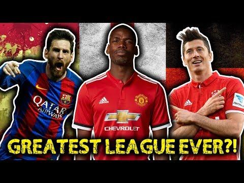 Video: The Greatest League In World Football Is… | #SundayVibes