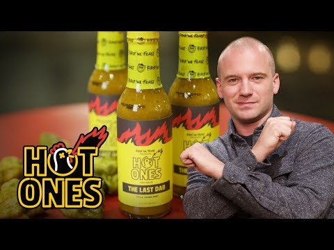Everything You Need to Know About The Last Dab, the Hottest Sauce on Hot Ones