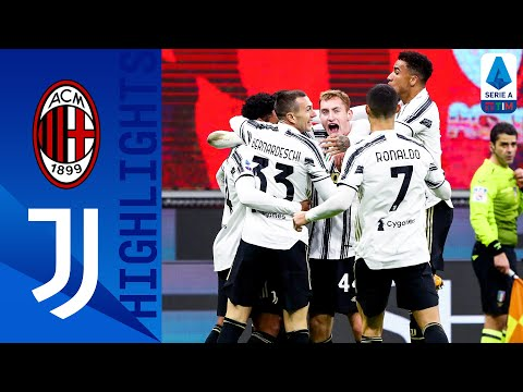 Milan 1-3 Juventus | Goals from Chiesa & McKennie Shock the San Siro! | Serie A TIM