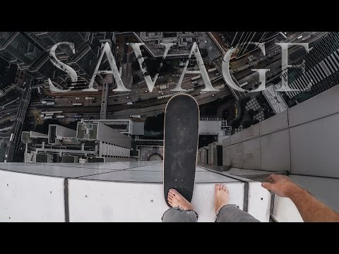 Lo que hace este 'skateboarder' le pondrá los pelos de punta