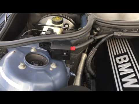 2000 BMW 323 323i MANUAL E46 2.5 ENGINE VIDEO REVIEW