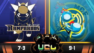 St. Louis Rampardos VS Real Marill Week 11 UCL S2 | THAT CRIT! Pokemon ORAS WIFI by aDrive