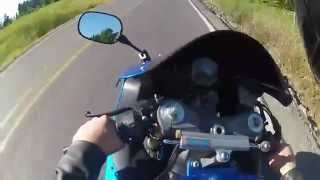 4. 2007 Kawasaki ZX10r review walk around test ride