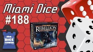Miami Dice #188 - Star Wars: Rebellion