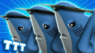 All Sharks All Poons in Gmod TTT