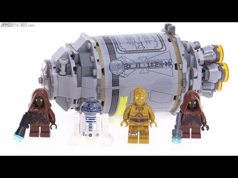 Lego 75136 Neuf En Boite Star Wars Droid Escape Pod