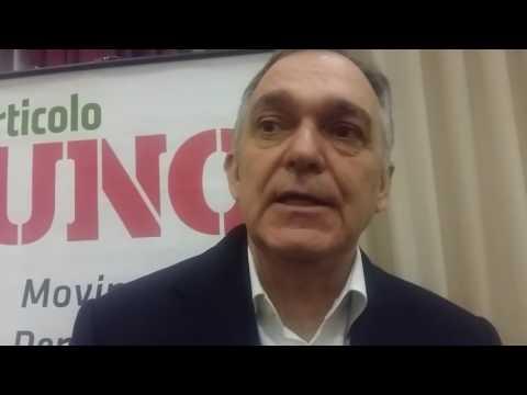 Gli scissionisti con Rossi presentano il movimento, ed 87 a Brindisi non hanno rinnovato la tessera del Pd