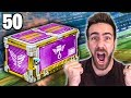 50 NEW ZEPHYR ROCKET LEAGUE CRATE OPENING!
