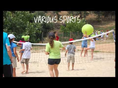 Actividades del campamento en inglés en Segovia