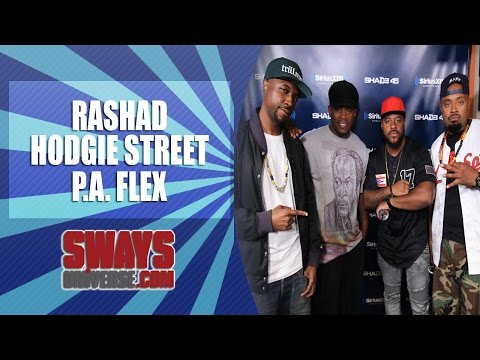 Street - Could Ohio be the next hot state to breed hot MCs? From MMG's Stalley to the fire-spitting Lantana, to now Rashad, Hodgie Street and P.A. Flex. All five of them have officially stopped by Sway...