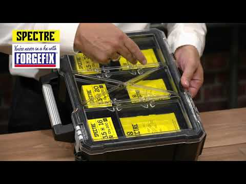 ForgeFix Spectre Screw Set, 1200 Piece Video