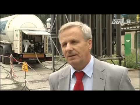 Công nghệ chuyển đổi than đá sang khí đốt tại Ba Lan
