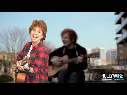 Ed Sheeran FUNNIEST Halloween Costumes!!