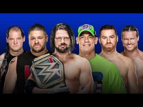 WWE Fastlane 2018 Reaction | WWE Championship 6 Pack Challenge Match