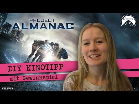 DIY zum Kinofilm PROJECT ALMANAC/ DIY Freundschaftsband knüpfen und Trailer | deutsch