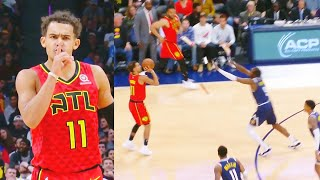 Trae Young Has Become Dangerous With Shocking Stephen Curry Range! Hawks vs Nuggets