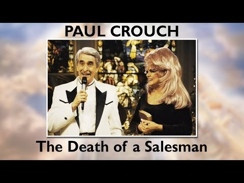 Crouch - Paul Crouch Sr, televangelist and co-founder of the Trinity Broadcasting Network, died on November 30th, 2013. Charisma News called him