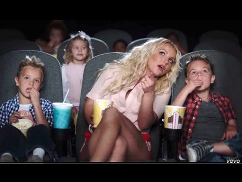 "BRITNEY SPEARS BOYS STAR IN ""OOH LA LA"" MUSIC VIDEO!"