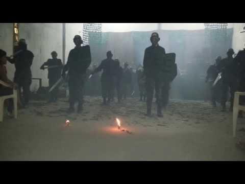 peça - Peça Teatral Criada e Executada pelo Pr. Jander Silva, Daniel Coelho e servos com o intuito de mostrar as verdadeiras armas que temos que usar em uma guerra ...