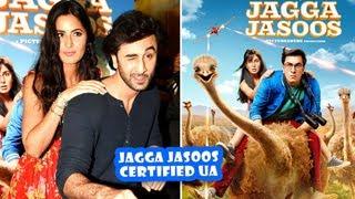 Jagga Jasoos Certified UA