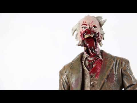 Amok Time: Day of the Dead Dr. Tongue Deluxe Action Figure