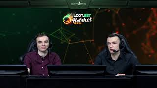 (RU) LOOT.BET Hotshot Series S2 | ex-3DMAX vs Windigo | map 3 | bo3 | by @AlexeyDeq & @cyberfocus_c