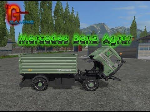 Mercedes Benz Agrar v1.0