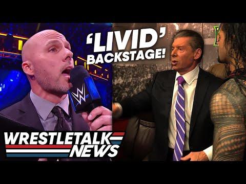 Vince McMahon Furious At WWE SmackDown BOTCH! Ex-IMPACT Star Heat | WrestleTalk News