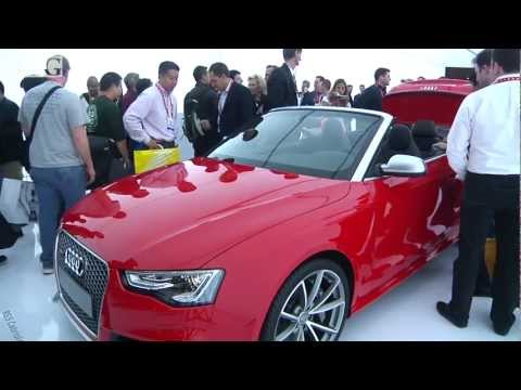 Audi\'s vision for the future: piloted driving