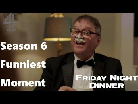 Friday  Night Dinner Season 6 Funniest Moments Part 1