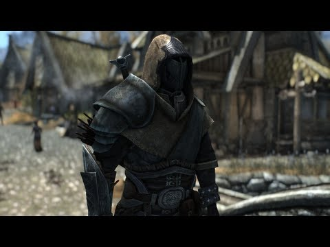 Как сделать свою броню для скайрима