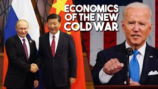 The economics of the US new cold war on China and Russia