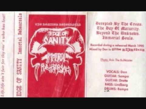 Edge Of Sanity - Beyond The Unknown (Demo 1990)