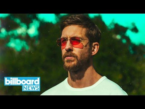 Calvin Harris Announces New Album 'Funk Wav Bounces Vol. 1' | Billboard News