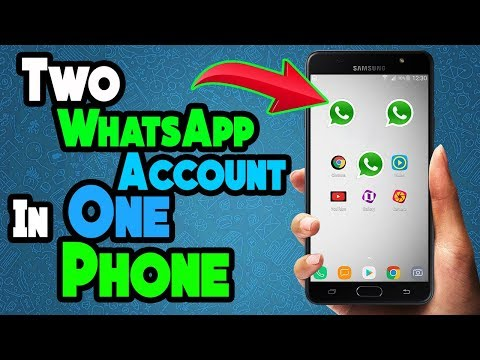 How To Install 2 Whatsapp On Same Android Phone By Gadget Unplugged