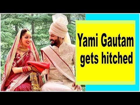 Yami Gautam ties the knot with Uri director Aditya Dhar