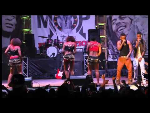 0 VIDEO : Lace and Olamides Performance at Felabration